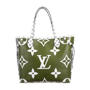 Louis Vuitton Giant Monogram Neverfull MM